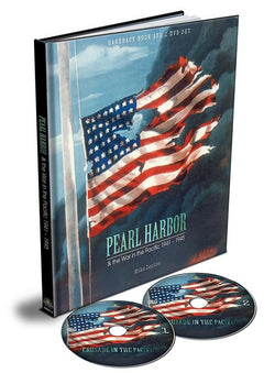 Pearl Harbor & War In Pacific (DVD)&BOOK