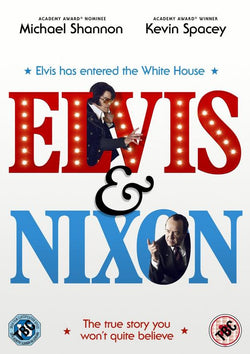 Elvis & Nixon  (DVD) cover image