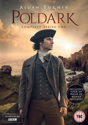 Poldark Series 2 (DVD) cover image