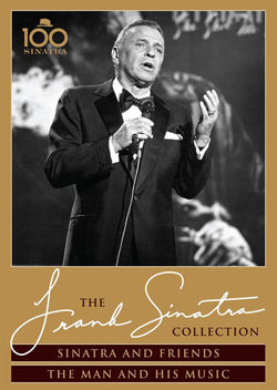 Sinatra And Friends/The Man And His Music  (DVD) cover image