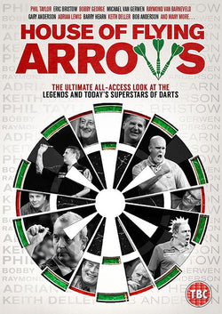 House Of Flying Arrows(DVD) cover image