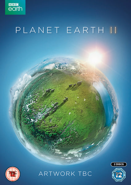 Planet Earth II  [2016](DVD) cover image