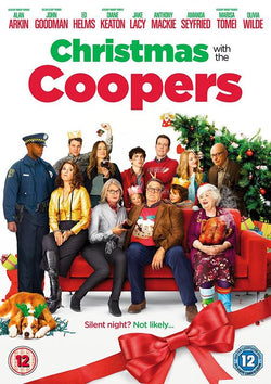Christmas With The Coopers  (DVD) cover image