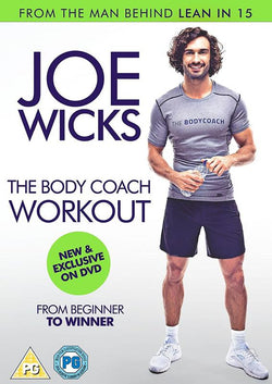 Joe Wicks The Body Coach Workout (DVD)