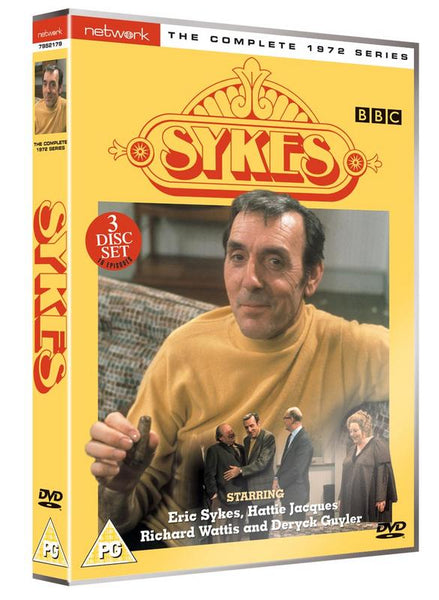 Sykes:The Complete Series (DVD).CoverIMG