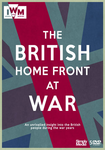 The British Home Front at War (DVD)