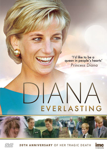 Diana - Everlasting - (Her Story, Her Legacy) (DVD)
