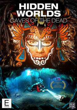 Hidden Worlds - Caves of the Dead (DVD)