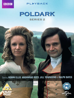 Poldark - Series 2  [1977] (DVD) cover image