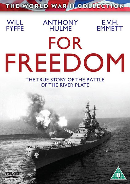For Freedom (2015 Edition) (DVD) cover image