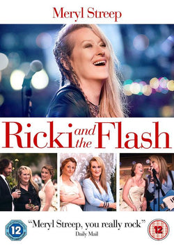 Ricki and the Flash  [2015] (DVD) cover image