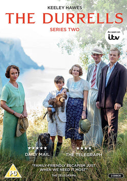 The Durrells Series 2 (DVD).CoverImg