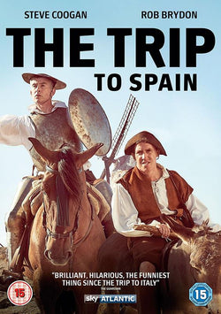 The Trip to Spain (DVD).CoverImg