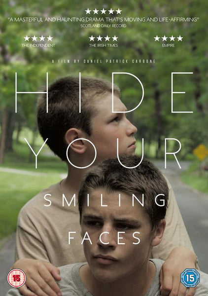 Hide Your Smiling Faces  (DVD).CoverIMG