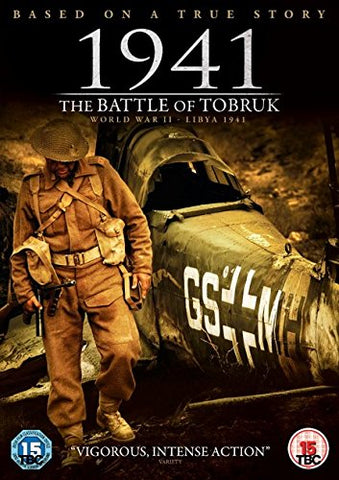 1941 - The Battle Of Tobruk  (DVD).CoverIMG