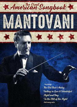 The Great American Songbook by Mantovani (DVD)