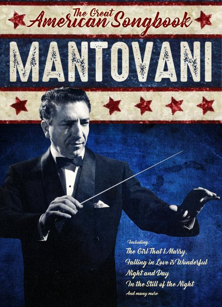 The Great American Songbook by Mantovani (DVD).COverIMG