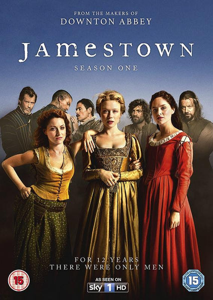 Jamestown Series 1 (DVD)