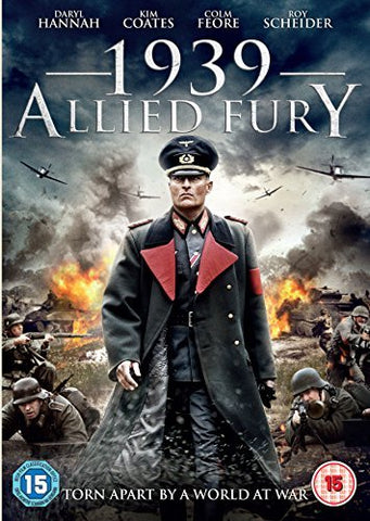 1939 - Allied Fury  (DVD).CoverIMG