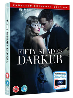 Fifty Shades Darker Unmasked Edition