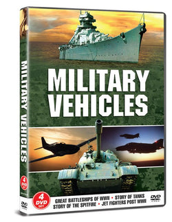 Military Vehicles  (DVD).CoverIMG