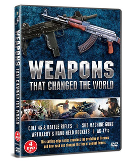 Weapons That Changed the World (DVD)
