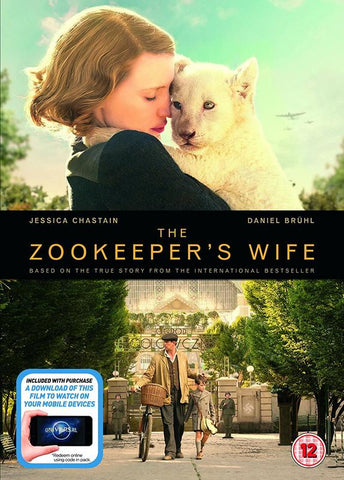 The Zookeepers Wife (DVD)