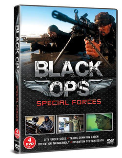Black Ops Special Forces (DVD).CoverIMG