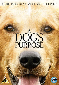 A Dog's Purpose (DVD) (2017).CoverIMG