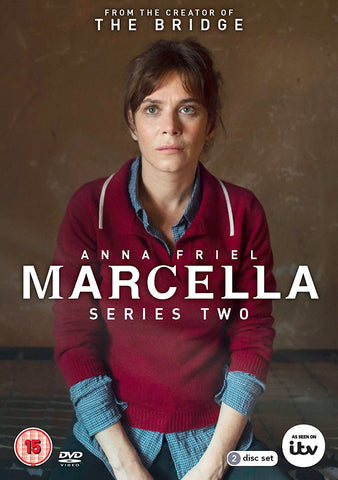 Marcella Series 2 (DVD)