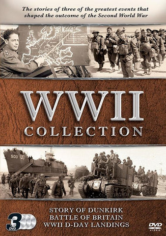 WWII Collection (DVD).CoverIMG