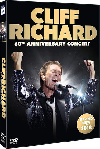 Cliff Richard 60th Anniversary Concert (DVD)