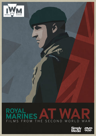 Royal Marines at War (DVD)
