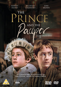 The Prince and the Pauper: Complete Series (DVD)
