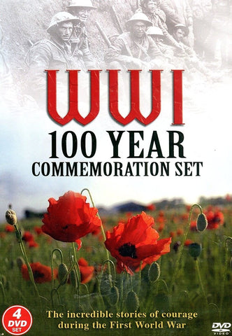 WWI 100 Years Commemoration Set (DVD)