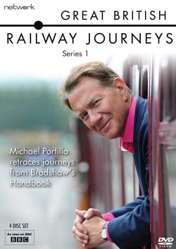 Great British Railway Journeys 1 (DVD)