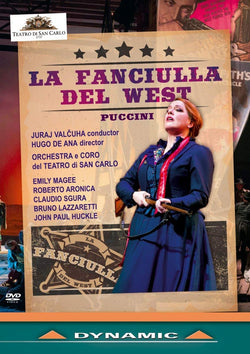 Puccini: La Fanciulla Del West (DVD)
