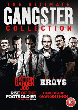 The Ultimate Gangster Collection (DVD)