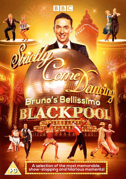Strictly Come Dancing - Brunos Bellissimo Blackpool (DVD)