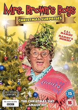 Mrs Browns Boys Christmas Surprises (Specials) (DVD)