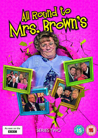 All Round To Mrs Brown Series 2 (DVD)