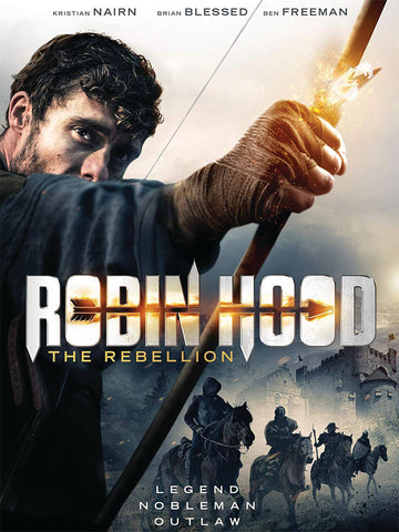 Robin Hood: The Rebellion (DVD)