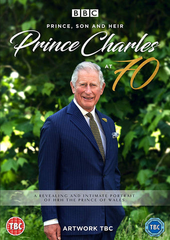 Prince, Son and Heir: Charles at 70 (DVD)