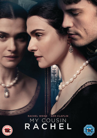 My Cousin Rachel New (DVD).CoverIMG
