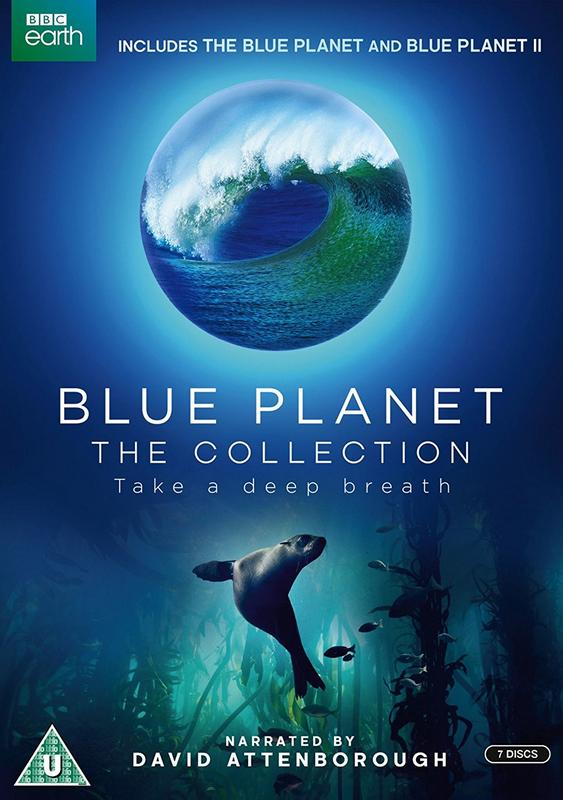 Blue Planet collection Series 1 & 2 (DVD) – SimplyHE