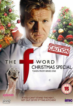 The F Word: Christmas Special (DVD).CoverIMG