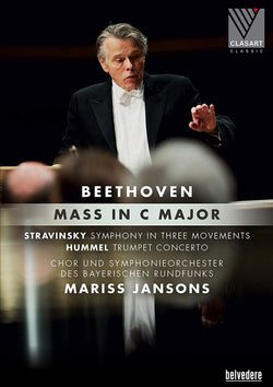 Beethoven: Mass in C Major (DVD)