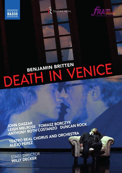 Britten: Death in Venice (DVD)