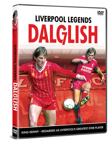 Liverpool Legends: Dalglish (DVD)