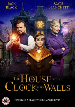 The House with a Clock In its Walls (DVD)